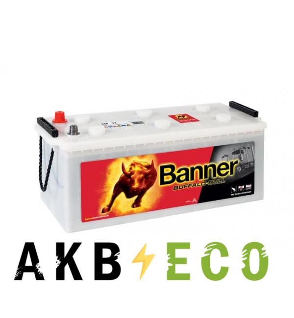 Автомобильный аккумулятор BANNER Buffalo Bull (680 32) 180 евро 950A 514x223x220