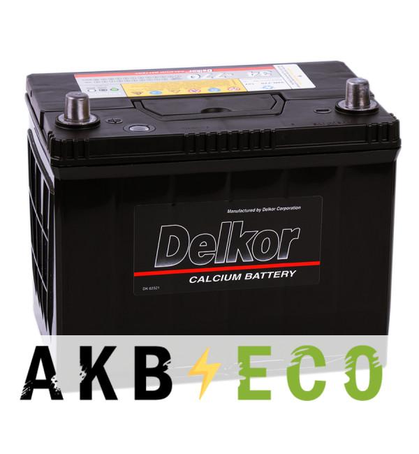Автомобильный аккумулятор Delkor 34-770 (90L 770A 260x173x225)