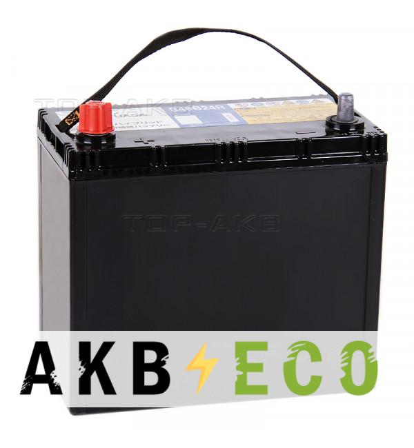 Автомобильный аккумулятор GS YUASA AGM EHJ-S46B24R (46L 310A 238x128x227) ECO.R HV Start-Stop