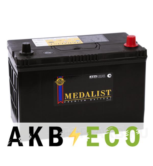 Автомобильный аккумулятор Medalist 115D31L (100R 850A 306x173x225)