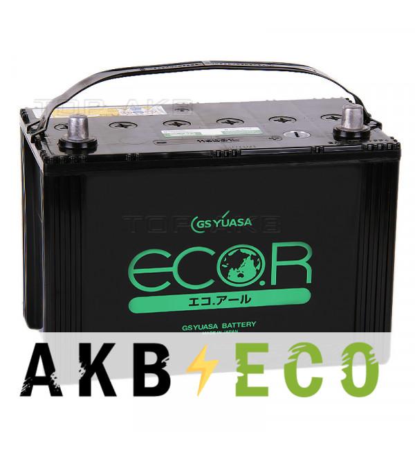 Автомобильный аккумулятор GS Yuasa EC-115D31L (90R 800A 305x173x227)