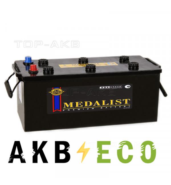 Автомобильный аккумулятор Medalist 69033 (190 Ач прям. пол. 1200А 513x189x223)