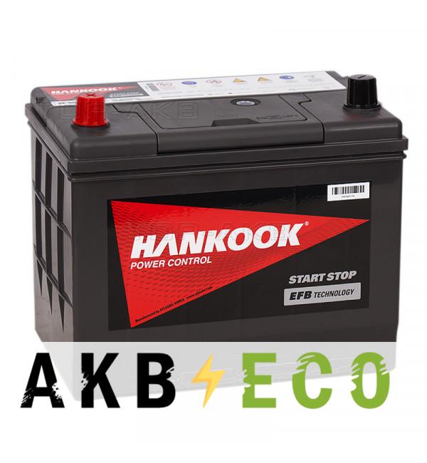Автомобильный аккумулятор Hankook EFB 100D26R (68L 730А 258x173x225) Start-Stop