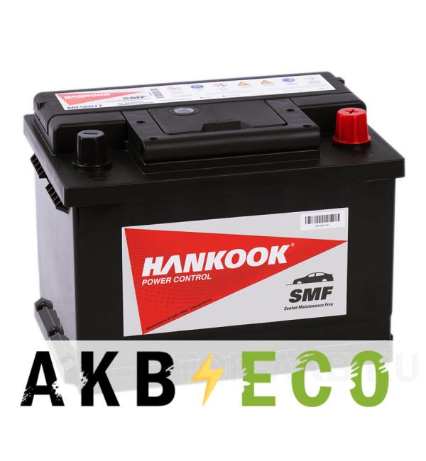 Автомобильный аккумулятор Hankook 56077 (60R 510A 242х174х174)