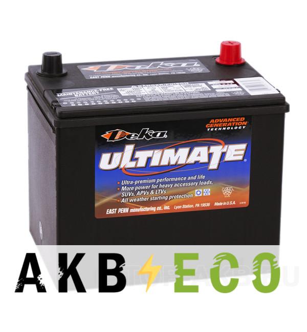Автомобильный аккумулятор Deka 70L (786MF 690A 230x171x210)
