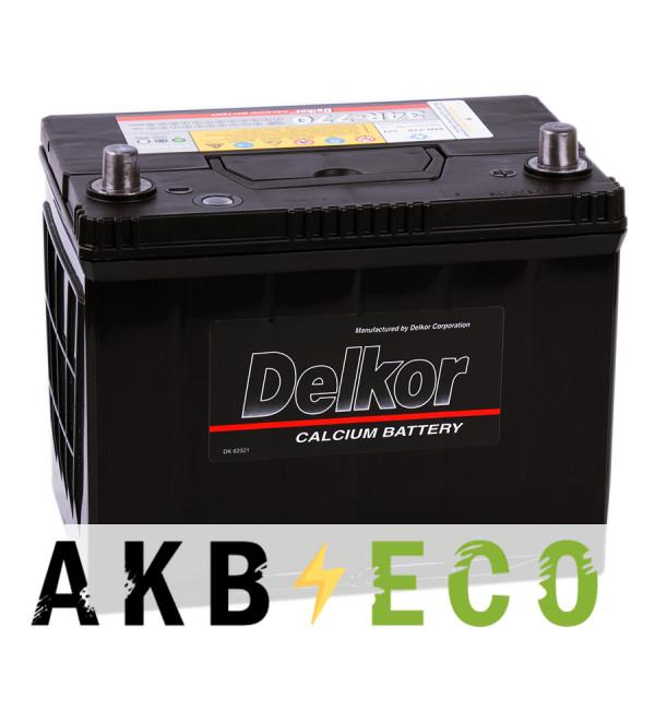 Автомобильный аккумулятор Delkor 34R-770 (90R 770A 260x173x225)