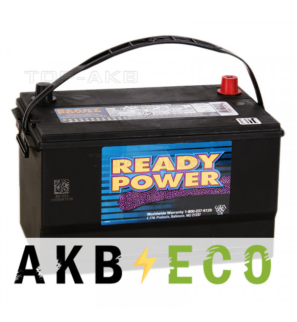 Автомобильный аккумулятор Deka VL65 (650A 306x192x192)