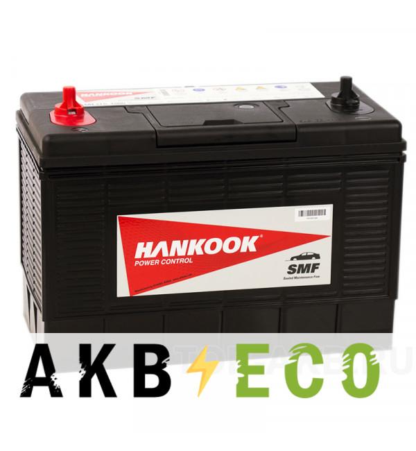 Автомобильный аккумулятор Hankook 31S-1000 (190 min 1000 A 330x173x240)