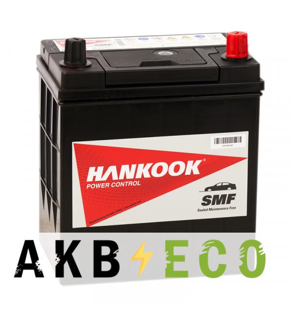Автомобильный аккумулятор Hankook 44B19L (40R 370 187x127x227)