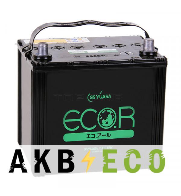 Автомобильный аккумулятор GS Yuasa ECT-80D23L (65R 550A 230x171x221) ECO.R