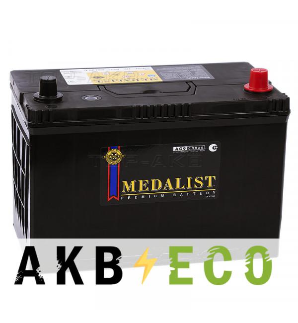 Автомобильный аккумулятор Medalist 105D31L (90R 780A 306x173x225)
