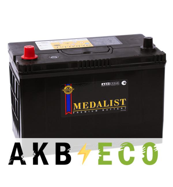 Автомобильный аккумулятор Medalist 115D31R (100L 850A 306x173x225)