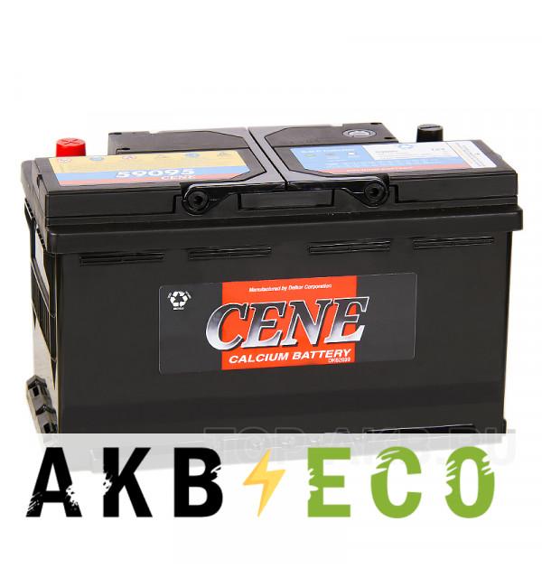 Автомобильный аккумулятор Cene 59095 (90R 920A 315x175x190)