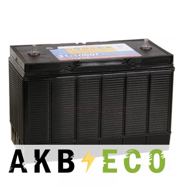 Автомобильный аккумулятор Cene 31-1000T клеммы под гайку (1000 A 330x173x240)