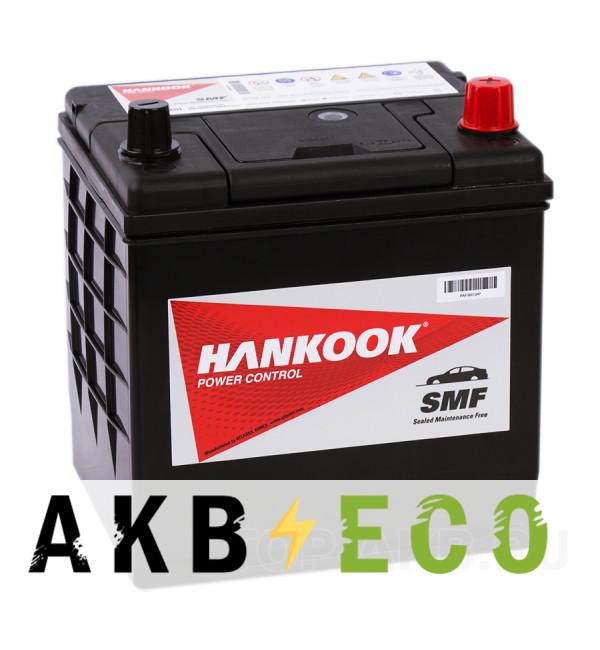 Автомобильный аккумулятор Hankook 50D20L (50R 450 206x172x205)