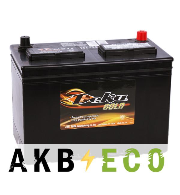 Автомобильный аккумулятор Deka 95L (627MF 710A 305x171x225)
