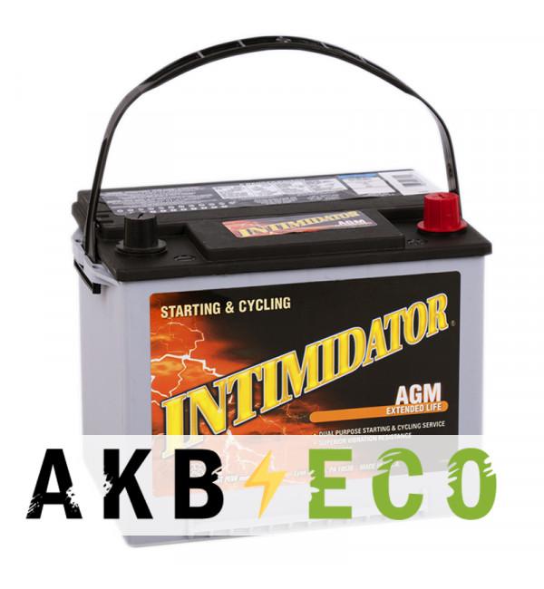 Автомобильный аккумулятор Deka Intimidator AGM 68R (9A35/85 680A 232x173x225)