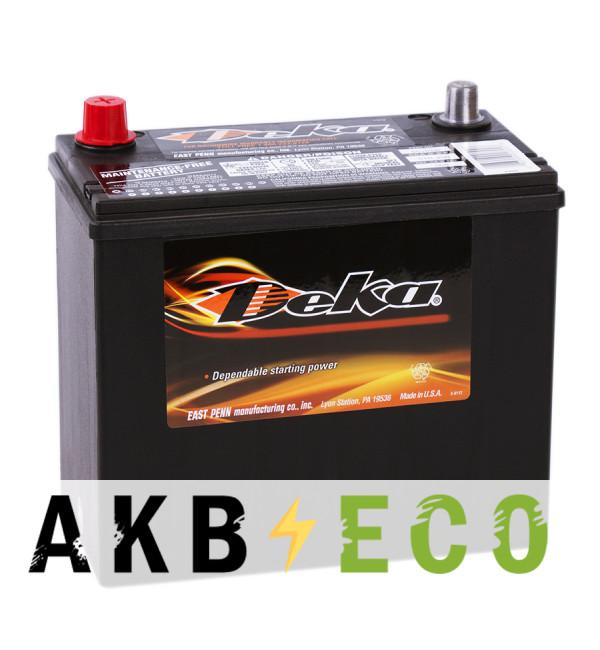 Автомобильный аккумулятор Deka 47R (551RMF 450A 238x129x227)