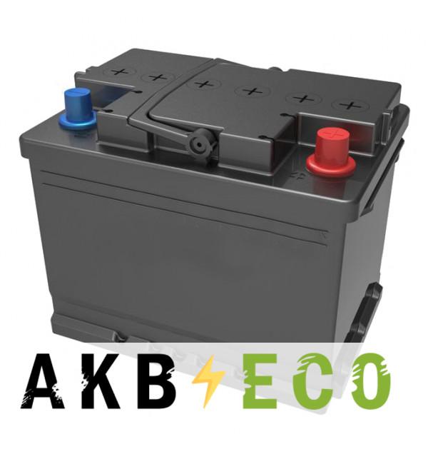 Автомобильный аккумулятор Подменный L2 обр. пол. (242x175x190) 60-62 Ач