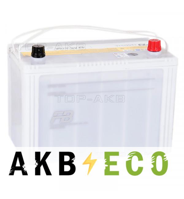 Автомобильный аккумулятор FB9000 125D31L (92R 835A 304x171x225)