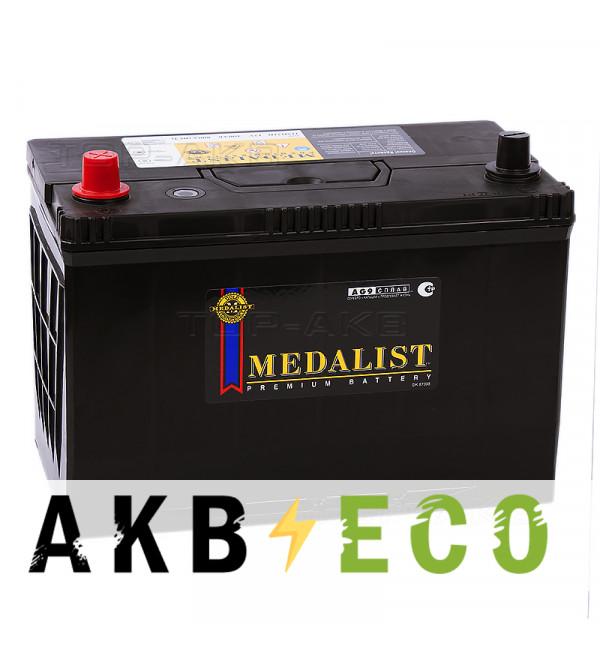 Автомобильный аккумулятор Medalist 105D31R (90L 780A 306x173x225)