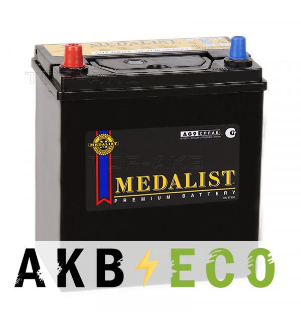 Автомобильный аккумулятор Medalist 46B19R (44L 380A 185x127x225)
