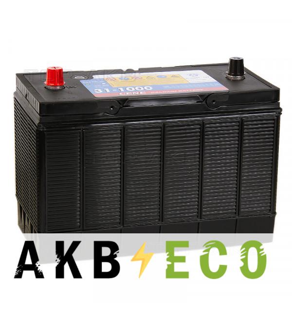 Автомобильный аккумулятор Cene 31-1000 конкус (1000 A 330x173x240)
