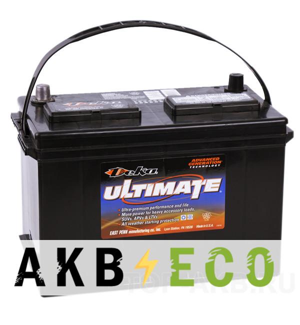Автомобильный аккумулятор Deka 105R (727FMF 840A 305x171x225)