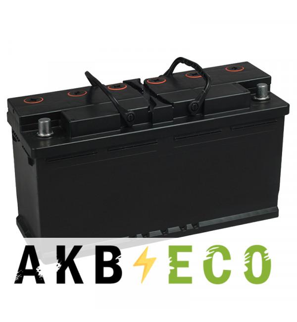 Автомобильный аккумулятор Подменный L6 обр. пол. (393x175x190) 105-110 Ач