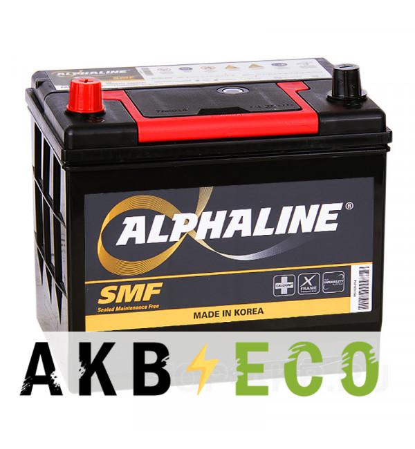 Автомобильный аккумулятор Alphaline Standard 80D26R 70L 600A 262x175x226