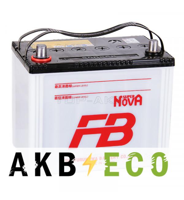 Автомобильный аккумулятор FB Super Nova 80D26R (68L 700A 260x169x225)