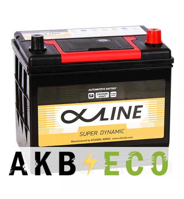 Автомобильный аккумулятор Alphaline SD 95D26L 80R 700A 260x172x220