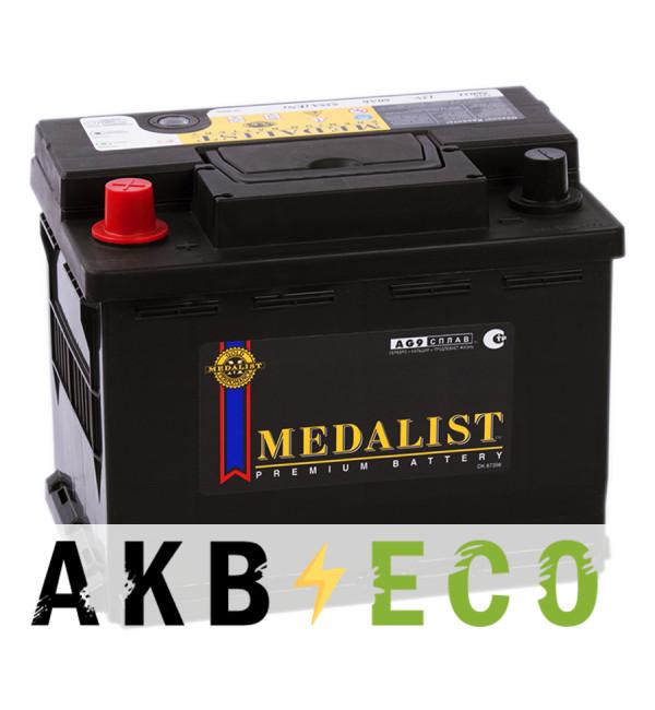 Автомобильный аккумулятор Medalist 56031 (60L 540A 244x175x190)