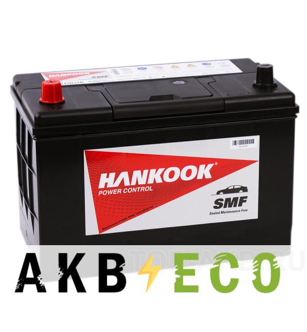 Автомобильный аккумулятор Hankook 118D31FR (100L 850A 305х172х225)