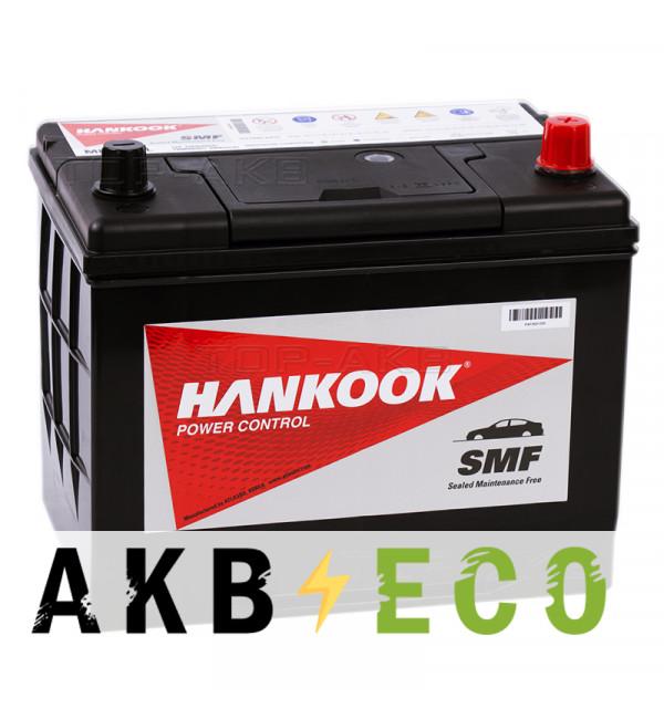 Автомобильный аккумулятор Hankook 95D26FL (80R 700A 700х173х225)