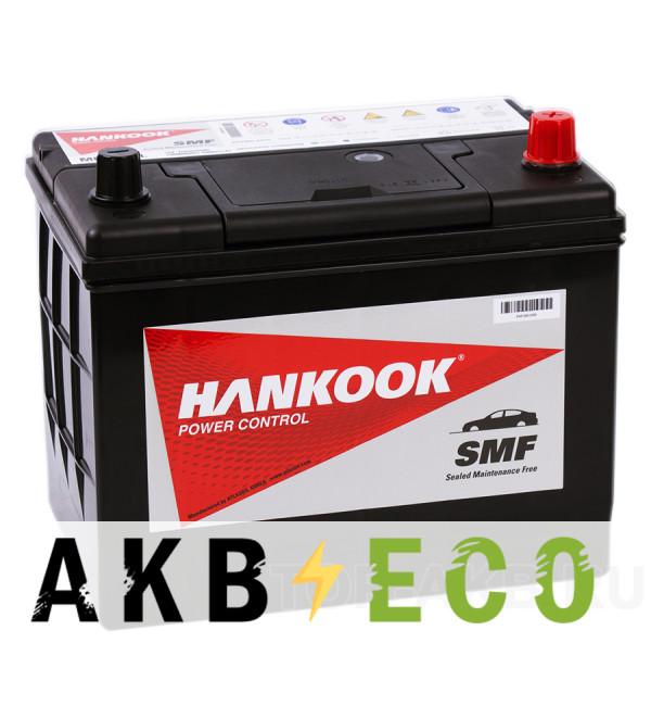 Автомобильный аккумулятор Hankook 90D26L (72R 630A 260х173х225)