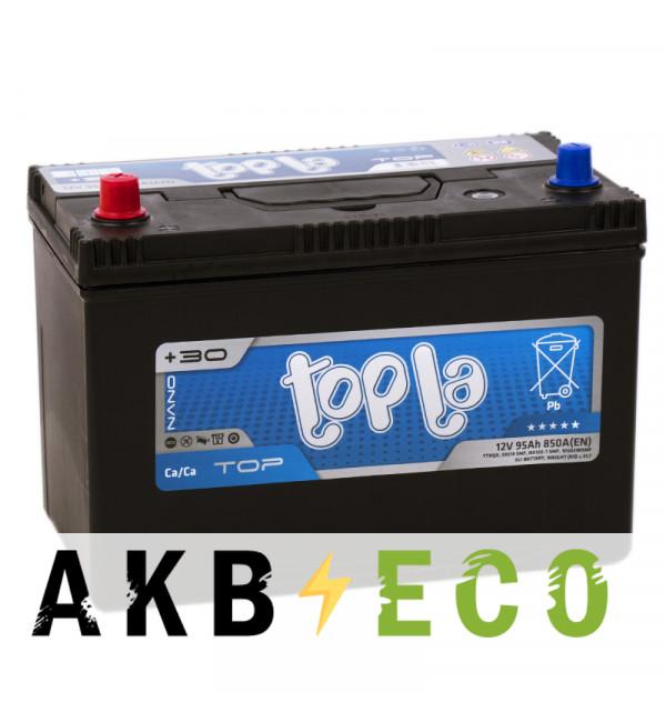 Автомобильный аккумулятор Topla Top JIS 95L 850А 301x175x220 (118995 59519)