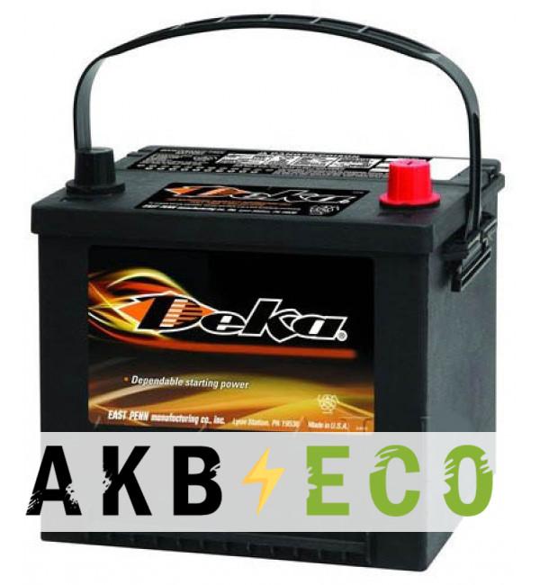 Автомобильный аккумулятор Deka 52R (426RMF 450A 207х175х200)