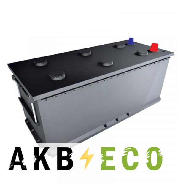 Автомобильный аккумулятор Подменный 132-140 Ач обр. пол. (513x189x217) плюс слева