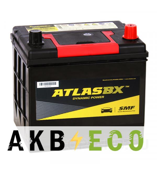Автомобильный аккумулятор Atlas Dynamic Power MF50D20L (50R 450A 206x172x205)