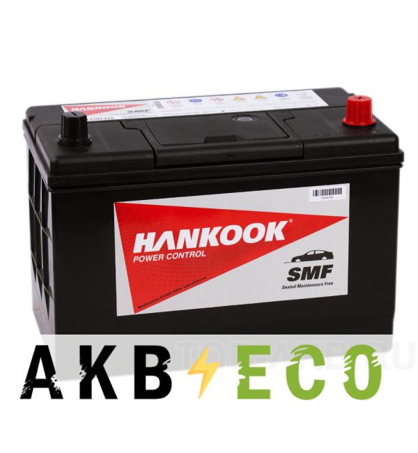 Автомобильный аккумулятор Hankook 118D31FL (100R 850A 305х172х225)