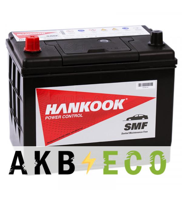 Автомобильный аккумулятор Hankook 95D26FR (80L 700A 260x173x225)
