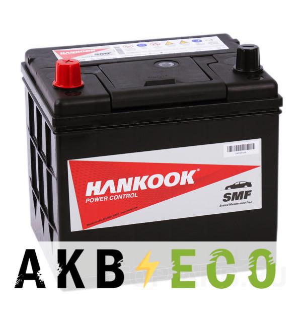 Автомобильный аккумулятор Hankook 26-550 (60L 550A 206х172х205)