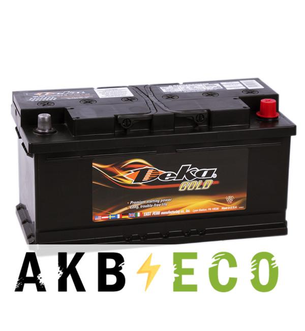 Автомобильный аккумулятор Deka 95R (693MF 800A 353x175x175)