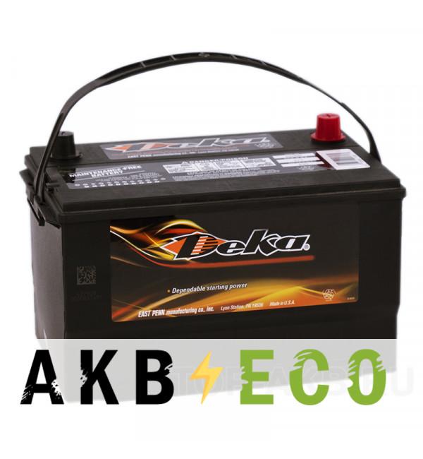 Автомобильный аккумулятор Deka 565MF 12V 91Ah (675A 306x192x192) BXT 65-675 прямая пол.