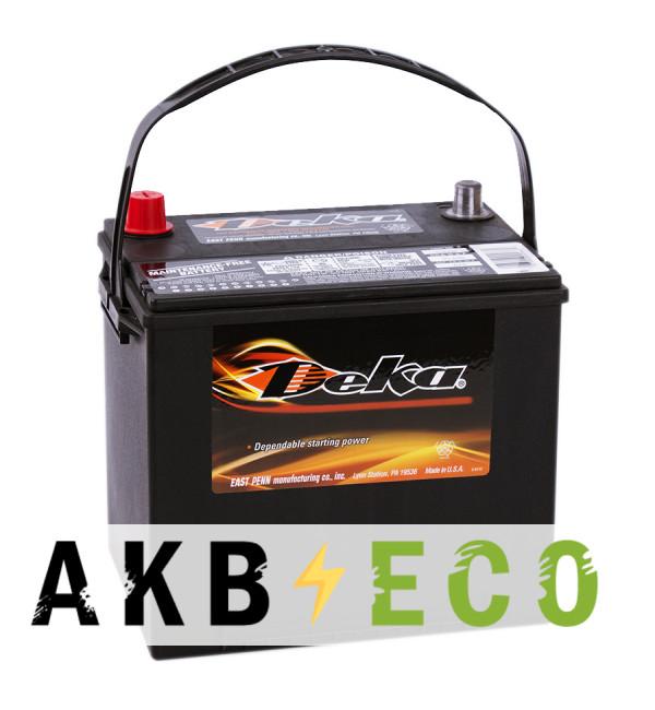 Автомобильный аккумулятор Deka 65R (535MF 550A 232x173x225)