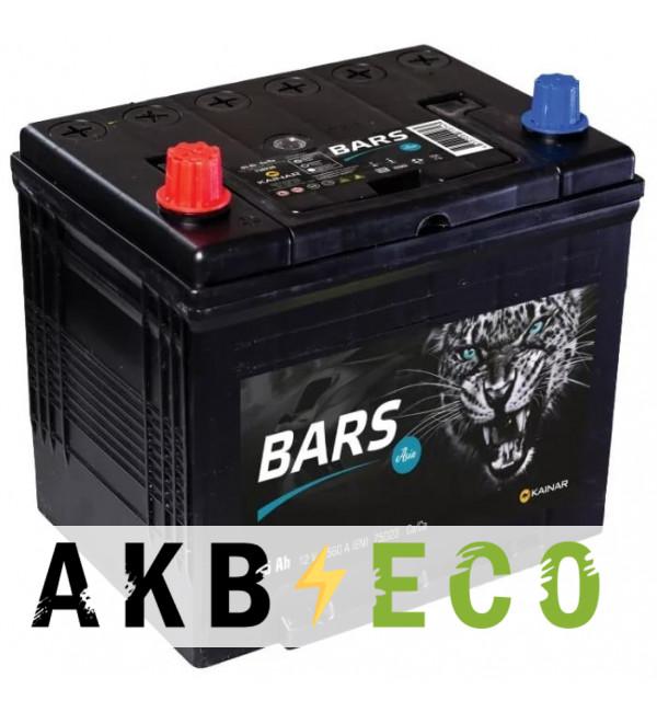 Автомобильный аккумулятор Bars Asia 65L 560A (232x173x225)