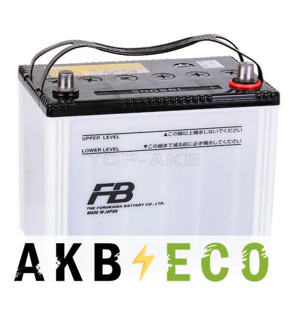 Автомобильный аккумулятор FB7000 90D26L (73R 750A 257x170x225)