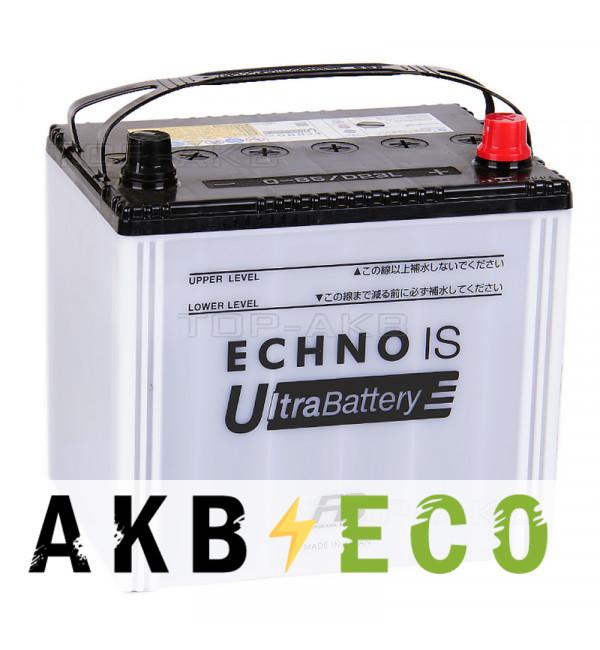 Автомобильный аккумулятор FB UltraBattery EFB 70R 720A (232x173x225) Q-85