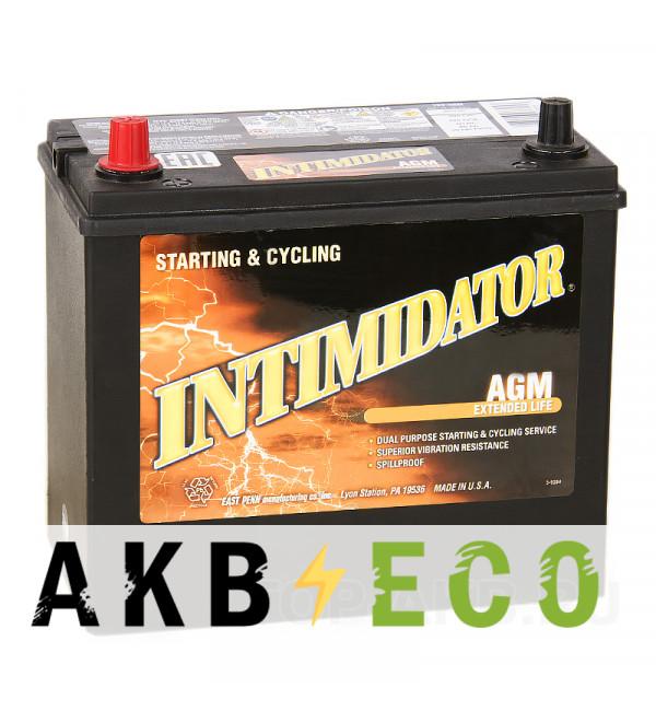Автомобильный аккумулятор Deka Intimidator AGM 46L (9A51P 325A 238x129x227)